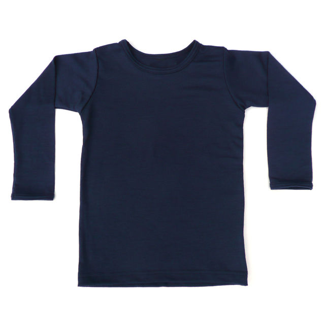 Ink Navy Long Sleeve Tee