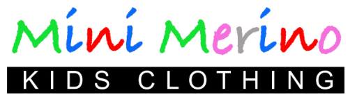 Mini Merino kids clothing